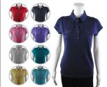 Wholesale Womens Ex Chainstore Polo T-Shirt Smart Top